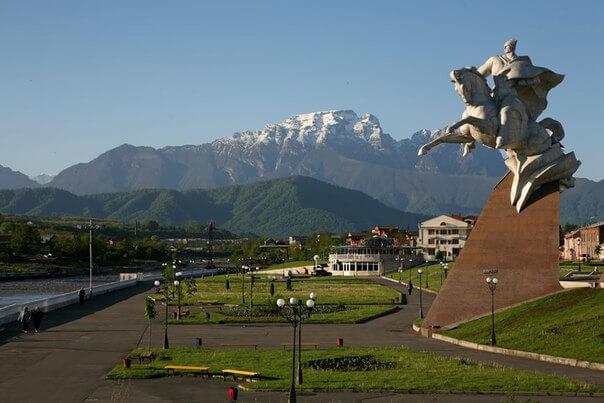 Экскурсии во Владикавказе