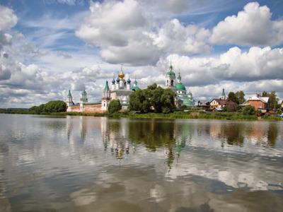 Ростов Великий — русская древность