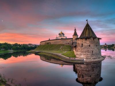 Обзорная экскурсия по Пскову с посещением Кремля