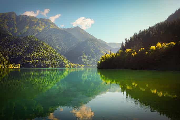 Абхазия за 2 дня