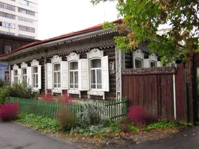 Ново-Николаевск — город на Транссибе