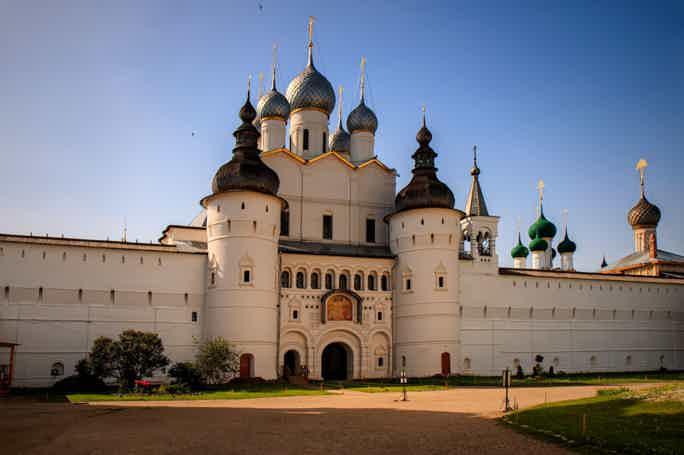 Обзорная экскурсия по Ростову Великому с посещением Кремля