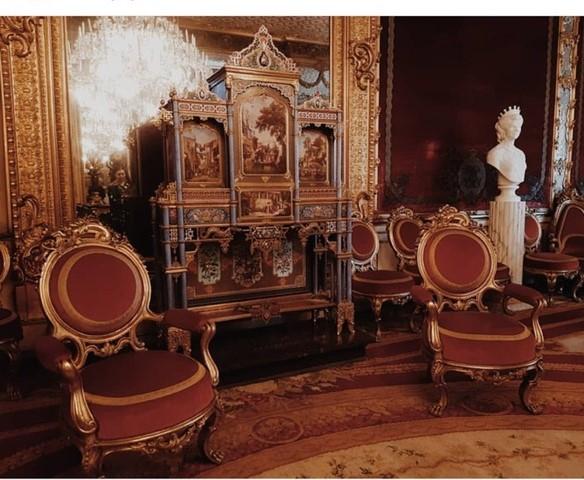 Стокгольм королевский дворец фото