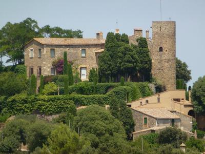 Пуболь - замок Гала Дали