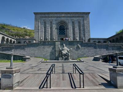 Архитектурное наследие Еревана