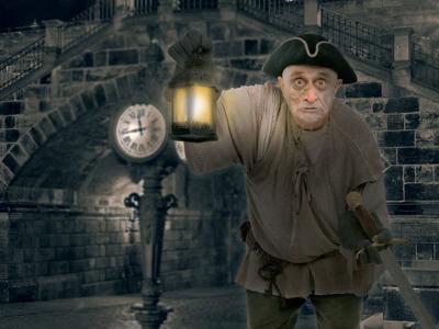 Пугающий тур по Дрездену с Мастером подземелья