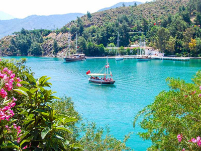 Морская прогулка на яхте по Эгейскому морю