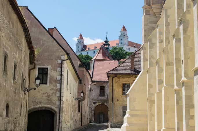 Очевидная и невероятная Братислава!