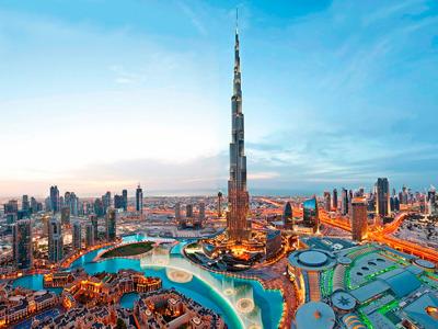 Уникальный Дубай — мир будущего в пустыне