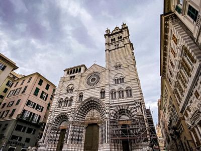 Онлайн-экскурсия «Генуя: путешествие во времени»