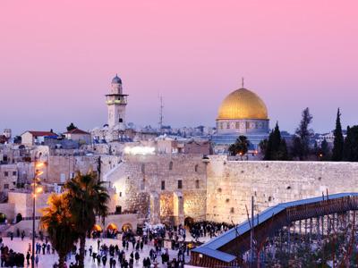 Иерусалим- город трех религий (выезд из Акко)
