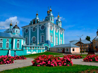 Авторский тур «По древним городам  (Брянск - Смоленск)»