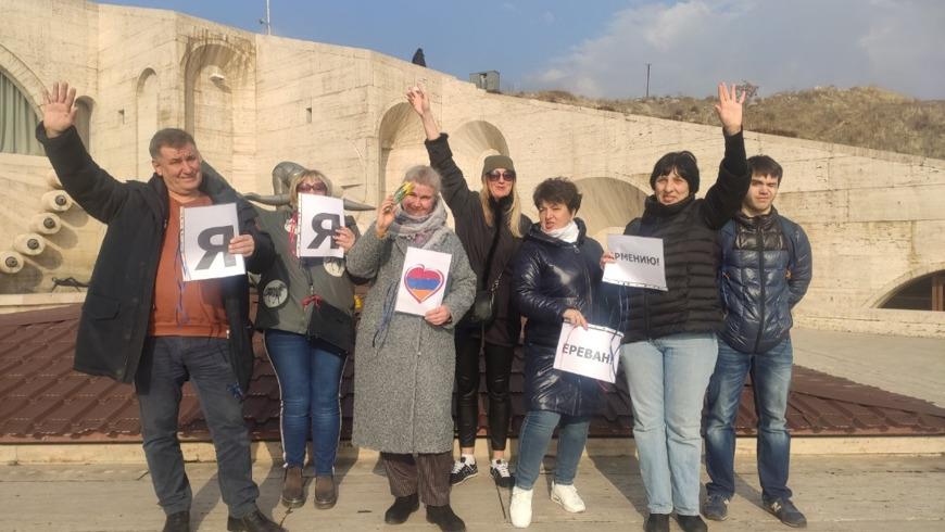 Квест-тур по Еревану