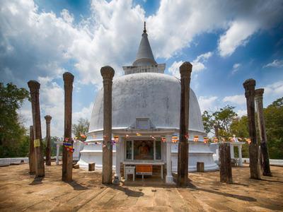 Дамбулла-Анурадхапура-Сигирия-Полоннарува-Канди, 4 дня