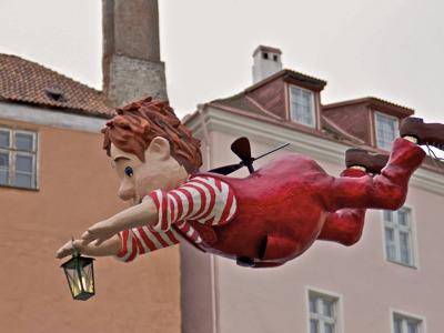 Сказочная экскурсия в Таллине для детей