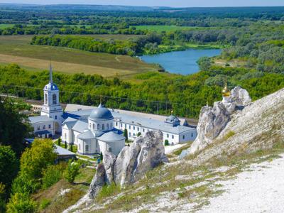 Экскурсия в Костомарово и Дивногорье