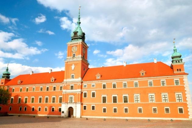Экскурсия по Старому городу Варшавы (пешеходная)
