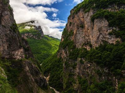 Тур-экскурсия в Верхнюю Балкарию, на Голубые озера