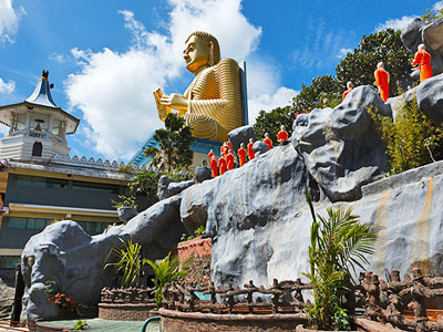 4-дневный тур по Шри-Ланке: Сигирия-Дамбулла-Канди-Нувара-Элия-Элла