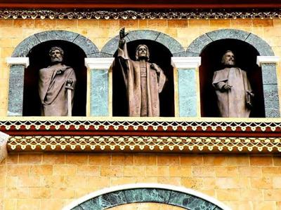 Троодос — по стопам Святых Апостолов