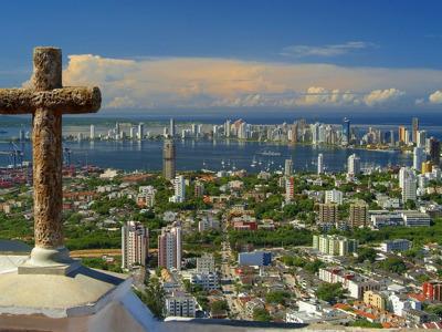 Колумбия: Обзорная экскурсия по Картахене