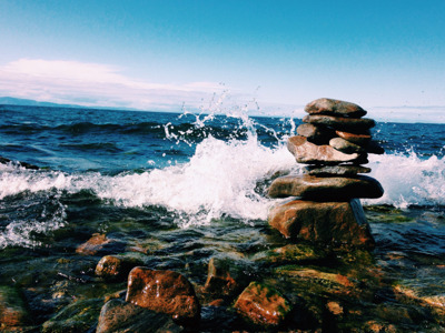 На озеро Байкал (в Горячинск)