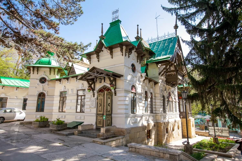 Дача Шаляпина в Кисловодске фото