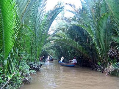 Индивидуальная экскурсия по дельте реки Меконг