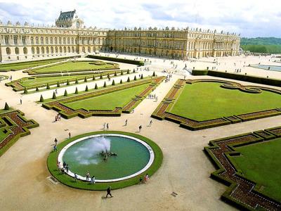 Автобусная экскурсия в Версаль