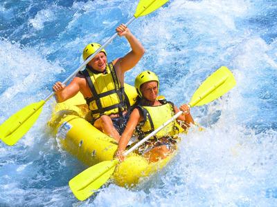 Рафтинг в каньоне Копрулу (страховка включена в стоимость)