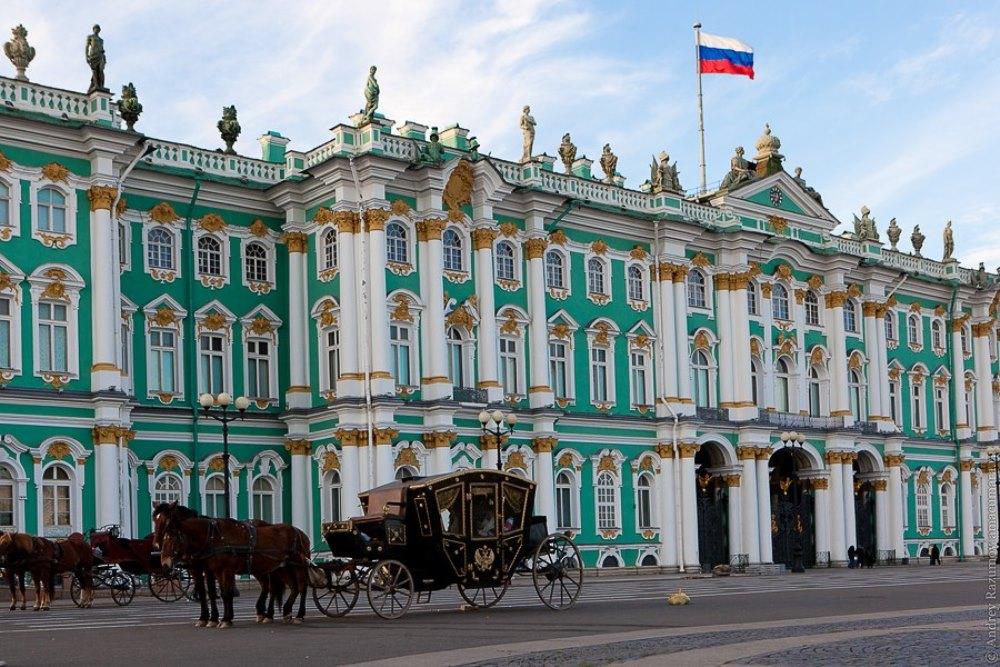 Фотография Зимнего дворца