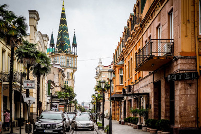 Старый город Батуми