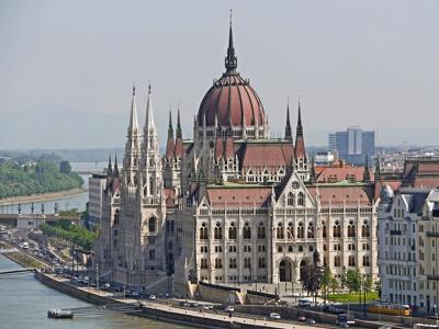 Экскурсия из Хевиза в Будапешт