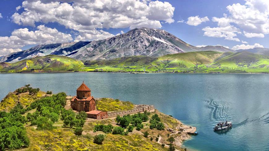 Треккинг в Армении. Комфорт-тур с гостиницей
