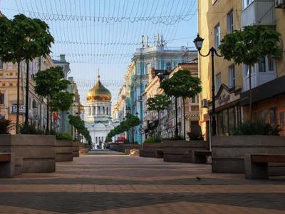 Индивидуальная пешеходная обзорная экскурсия по Ростову-на-Дону