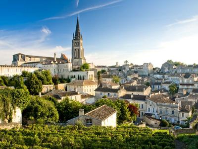 Сэнт Эмильон — колыбель французского виноделия