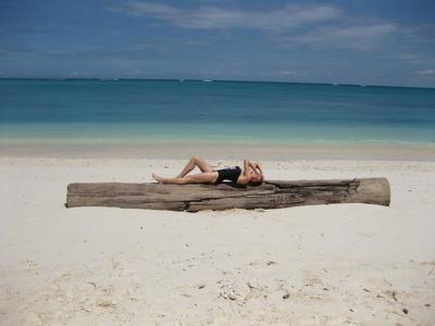 Коралловый остров Мантанани