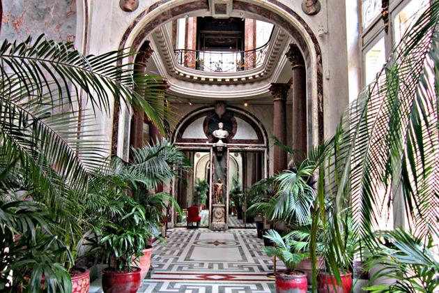 Музей Жакмар Андре или в гости к художнице по имени Нелли
