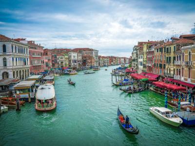 Бесплатная онлайн-экскурсия «Венеция без толп»