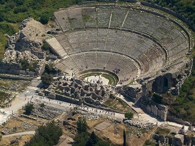 Поездка в два древних города