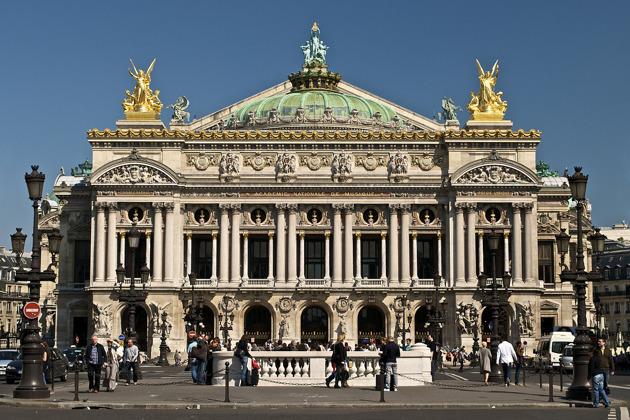 От Лувра до Оперы