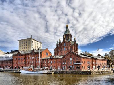 Весь Хельсинки за 3 часа.