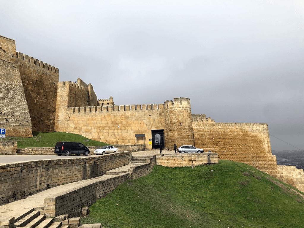 Экскурсия в крепость Нарын-Кала