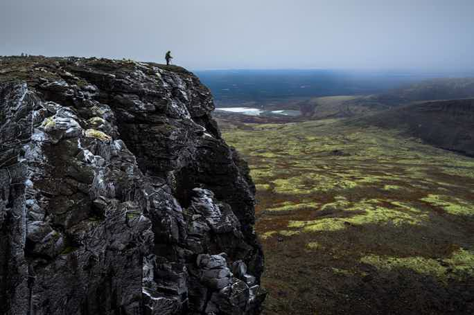 Ловозерские тундры: поход нагору Аллуайв (Перевал Геологов)