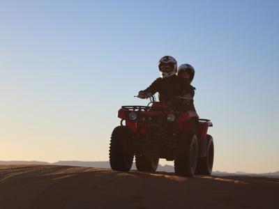 Микс–сафари: квадроциклы и багги в Шарм-эль-Шейхе