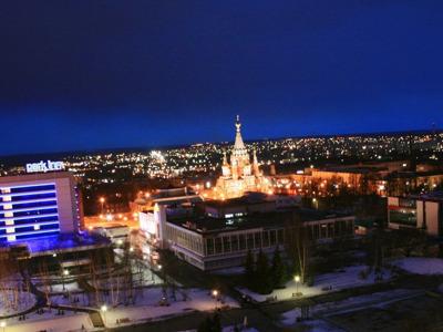 Ежовск - столица Мурмуртии