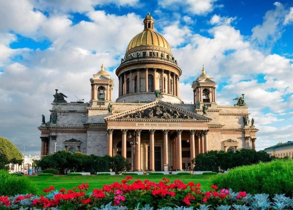 Фотография Исаакиевского собора