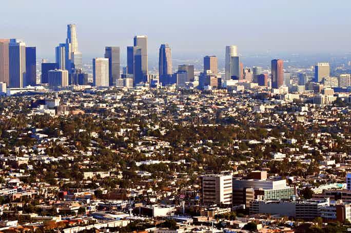 Лос-Анджелес- город роскоши и греха