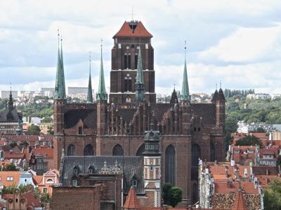 Экскурсия по историческому Гданьску с посещением музеев