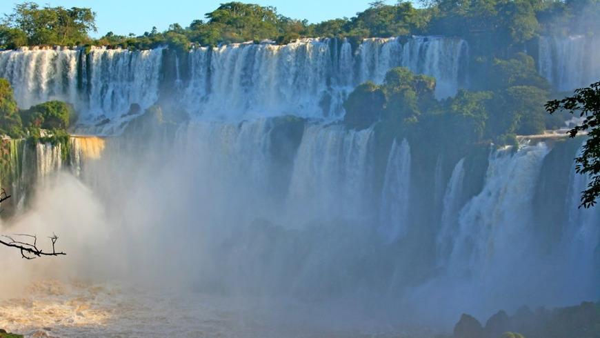 Поездка на водопады Игуасу